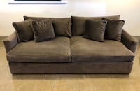 "Crate & Barrel Lounge II 93"" Sofa Kirkland, 98033"