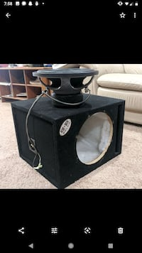 12 Inch Subwoofer and Box Woodbridge, 22191
