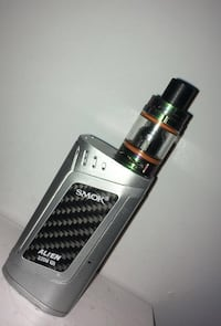 Alien 220 and a baby beast tank.