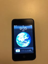 black iPhone 5 with black case Toronto, M9N 1A7