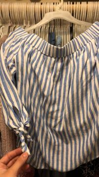 Striped small old navy shirt paid $35 Abbotsford, V2T