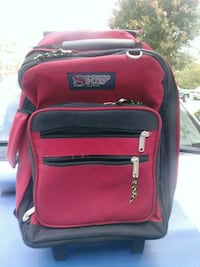 Sports Plus Olympia rolling backpack Hendersonville