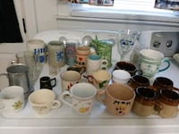 25 Beer Mugs, Tea Cups, Coffee Cups and ect Smithland, 42081