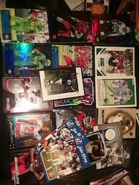 NFL player trading card collection Palmdale, 93550