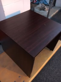 Side Table - solid wood