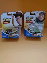 Toy Story Hot Wheels