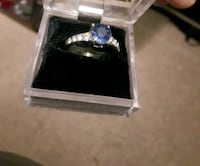 High end costume ring size 9 Edmonton, T5N 2Z9