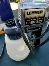 black and gray Craftsman pressure washer Laval, H7P 1C4
