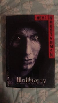 Unwholly :Book 2 of the Unwind Trilogy by Neil Shusterman Manor, 78653