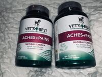 Vets best aches & pains Hagerstown, 21740