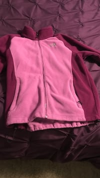 pink and black zip-up jacket Fayetteville, 13066