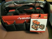Husky Tool Bags 3 sizes all sold together North York