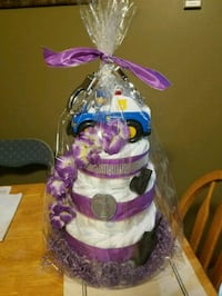 Diaper Theme Cake for Baby Shower Wilkes-Barre, 18702