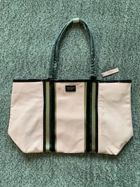 *NEW* Victoria's Secret Pink Canvas Weekender Tote Bag
