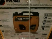 CAT portable generator Commerce City, 80022