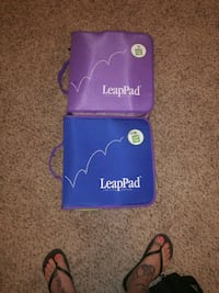Leap pad:. comes with the system.  The system come Wichita, 67213