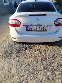 2014 Renault Fluence TOUCH 1.5 DCI 90 BG