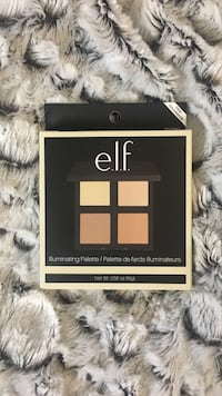 Elf - illuminating palette