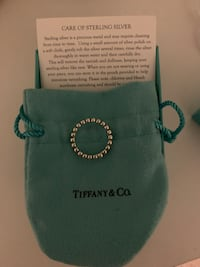 Authentic Tiffany ring