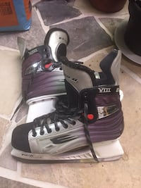 pair of black-and-gray inline skates Mississauga, L5M 1C7
