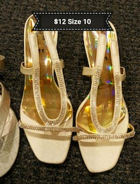Ladies sandal size and prices mention on the pictu Milton, L9T 7A4