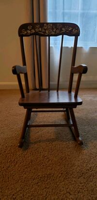 Childs rocking chair  Falling Waters, 25419