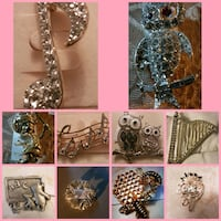 Fabulous Brooches Whitby, L1N 8X2