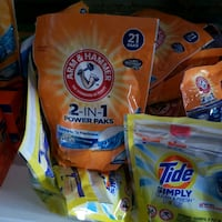 Arm and hammer pods  Catonsville, 21228