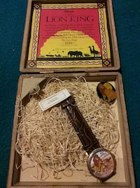 Lion King collectors watch Bunnell, 32110
