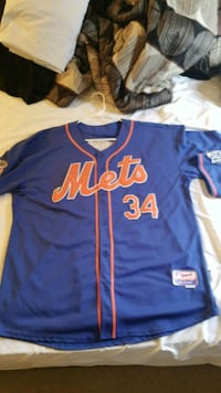 NY Mets 2015 WS with tags on sz 56 East Patchogue, 11772
