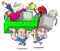 Junk pick up removal disposal !!!!   Anoka County