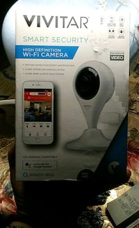 Vivitar smart security camera brand new in box