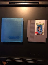 Castlevania 2 simons quest NES with Blue case (original 1985) Edmonton, T5B