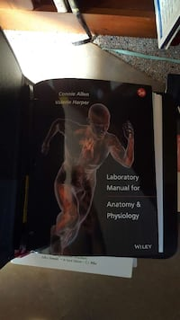 Anatomy and physiology college book Fort Ashby, 26719