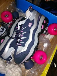 Women's Sketchers roller skates. Kensington, 20895