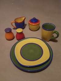 Dansk 8 place settings Jackson, 08527