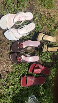 women's four pairs of shoes New Orleans, 70122