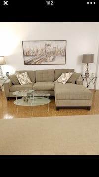 Used Reclining Sectional On Sale 1499 For Sale In New
