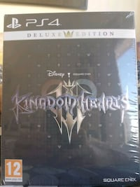 KINGDOM HEARTS 3 DELUXE EDITION  Barcelona, 08029