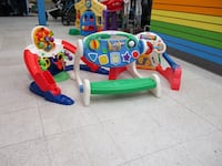Fisher Price Infant activity centres j13 Etobicoke