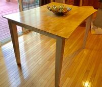 Solid Wood Dining Table & 4 Chairs  West Chicago, 60185