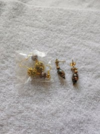Two pairs of earrings Littlestown, 17340
