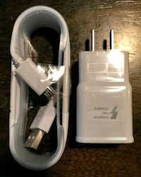 "Genuine Samsung ""Fast"" Charger (Cable + USB Adapte Arlington"