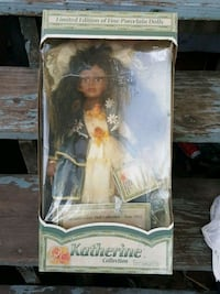Limited EditionKatherine Collection porcelain doll
