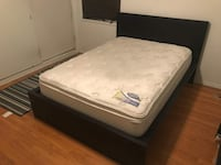 White Living Spaces Mattress (full-size) Los Angeles, 90025