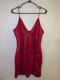Red fashion nova dress Burnaby, V5B