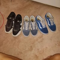 Airmax 1 and vans Burnaby, V5G 2J1