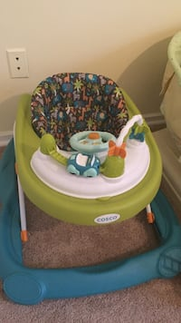 BUNDLE DEAL!!!! COSCO BABY WALKER & BOUNCER FOR A BOY BROUGHT FROM SEARS Columbia
