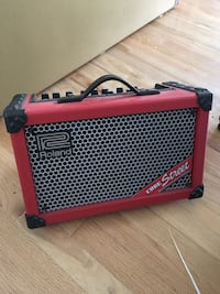 Roland Street Cube Battery powered amp Calgary, T3H 1E7