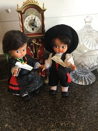 International dolls / A pair of adorable dolls from Spain Selling together as a pair a set Alexandria, 22311